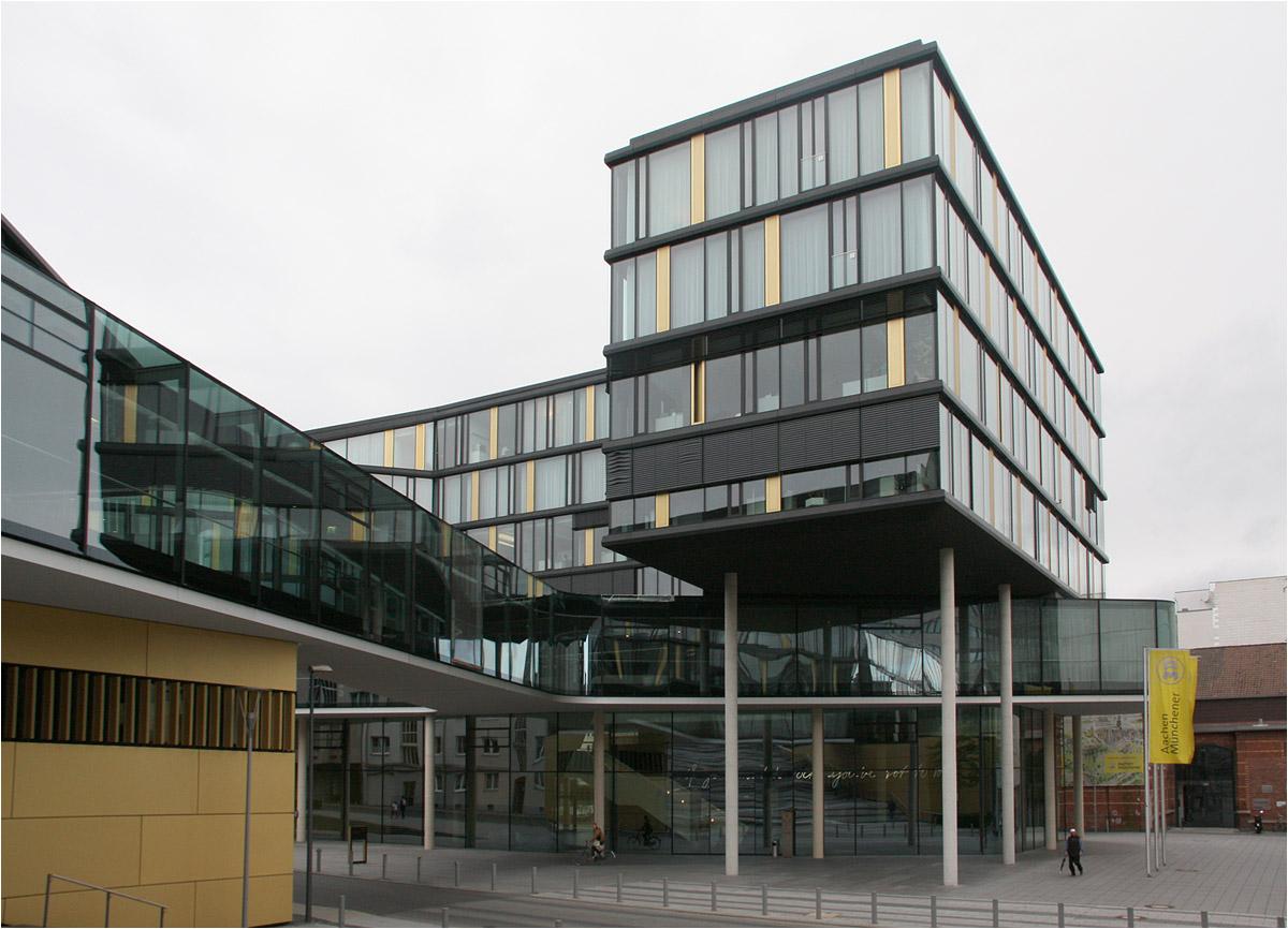 Architektur Aachen aachenmünchener direktionsgebäude in aachen 2010 wurde der große kadawittf architektur