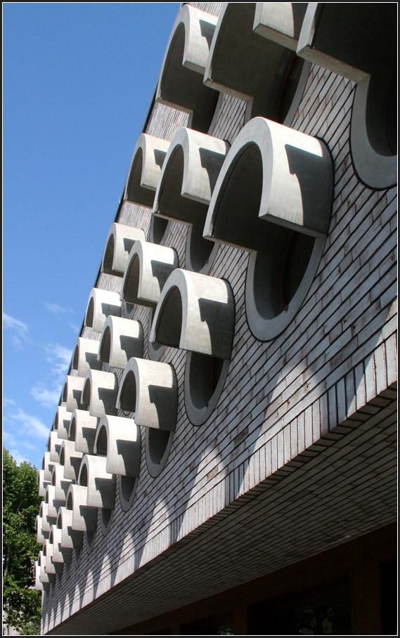 Der neue hospitalhof in stuttgart auch hier bietet for Neue architektur stuttgart