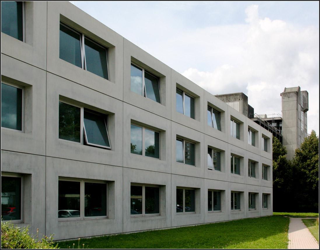 Galerie erste for Universitat architektur