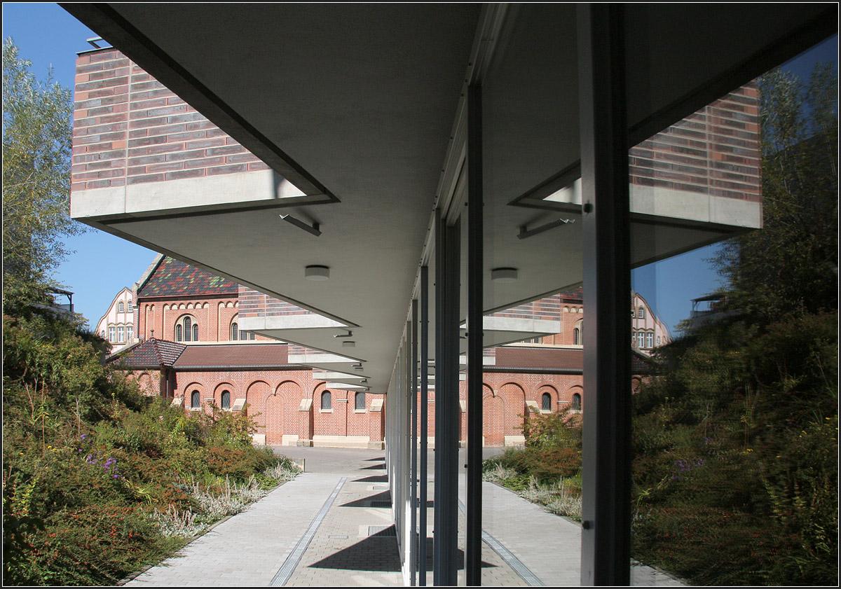 gemeindehaus und seniorenwohnen in stuttgart zuffenhausen von lro architekten der viergesch. Black Bedroom Furniture Sets. Home Design Ideas