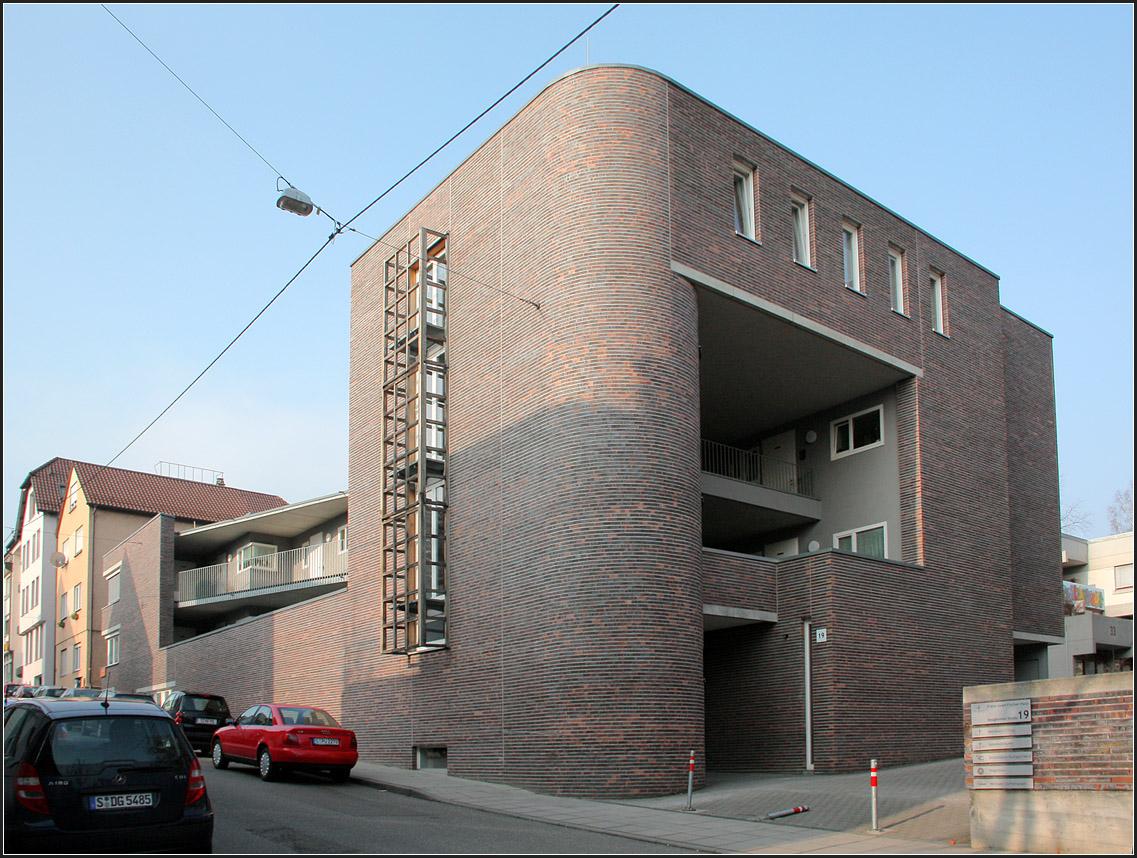 2001 gemeindehaus und seniorenwohnen stuttgart. Black Bedroom Furniture Sets. Home Design Ideas