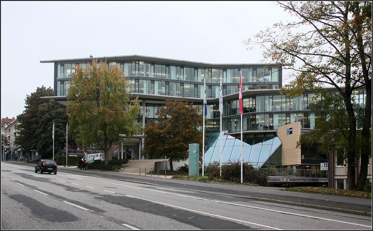 Kiel Architektur 2004 haus der wirtschaft der ihk kiel fotos architektur