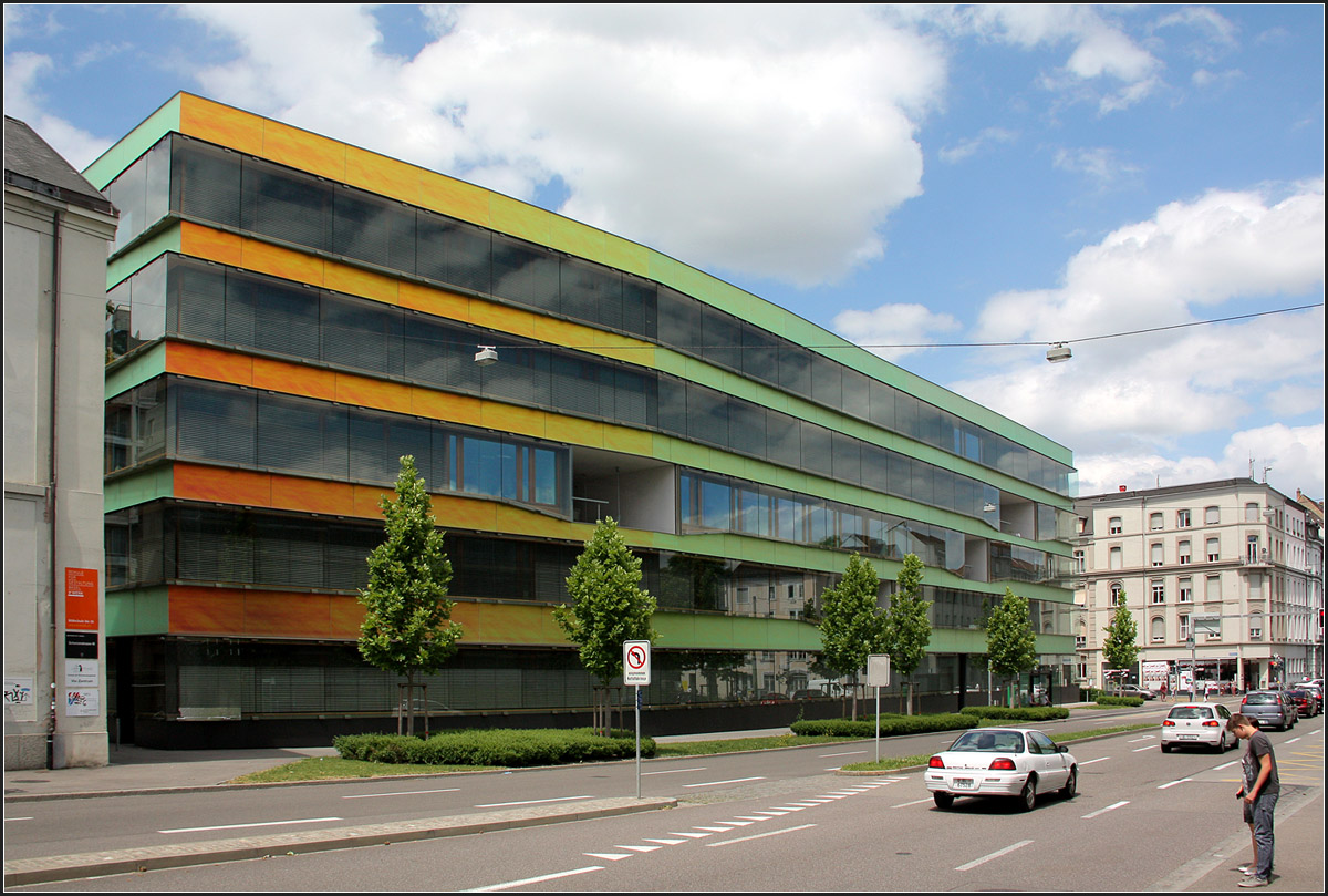 Basel und umgebung fotos 3 - Architektur basel ...