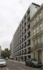 . The Vere Gardens Residential Deveolopment in London-Kensington -